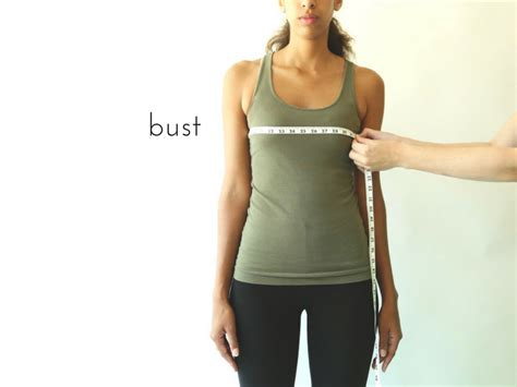 How To Take Measurements Made By
