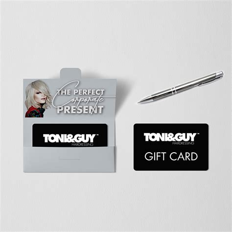 Toni Guy Gift Card - gift cards for australia toni guy hairdressings