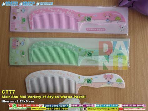 Sisir Panjang Souvenir Pernikahan Souvenir Sisir sisir warna model comb souvenir pernikahan