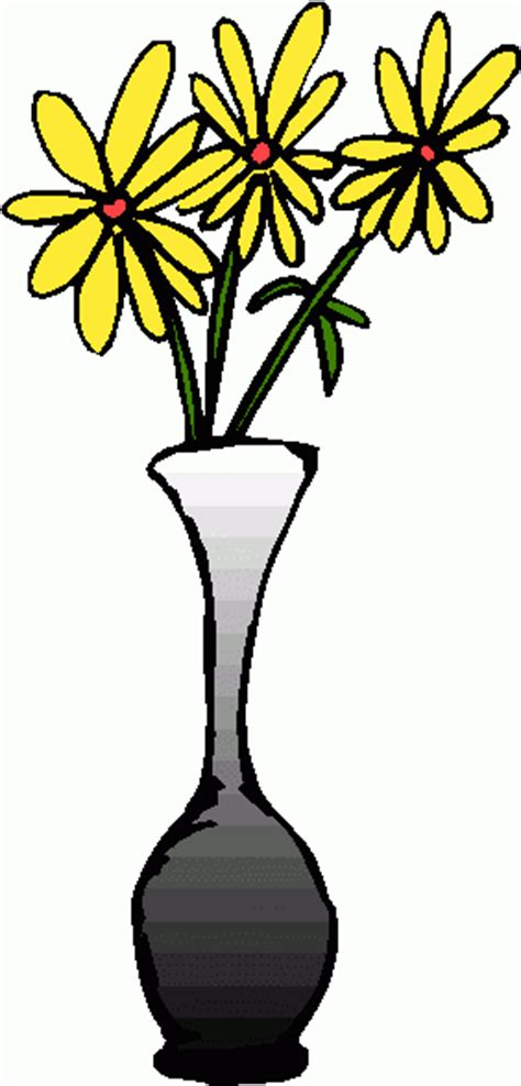 Clipart Flower Vase by Blumenvase Clipart Clipart Best
