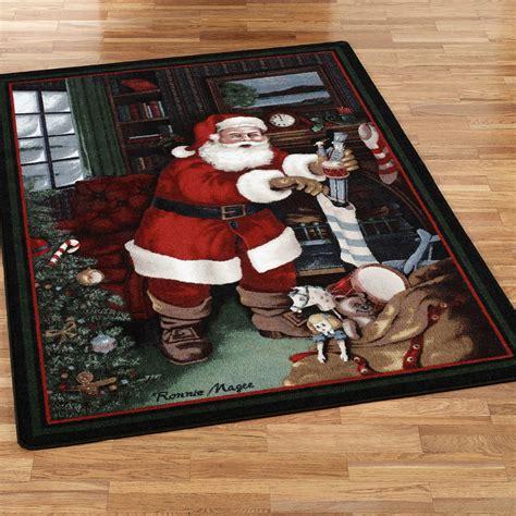 santa rugs cottage area rugs area rugs walmart green rug rugs ideas santa s visit area rugs et wa