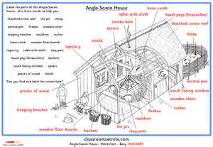 anglo saxon house classroom secrets