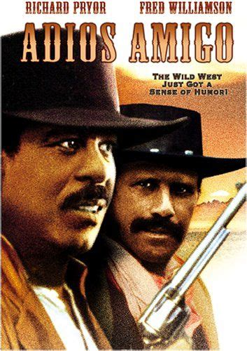 film cowboy black adios amigos with richard pryor and fred williamson