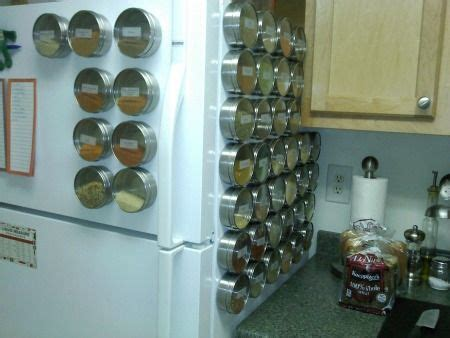 Magnetic Spice Rack Fridge 17 Best Images About House Kitchen Spice Racks On
