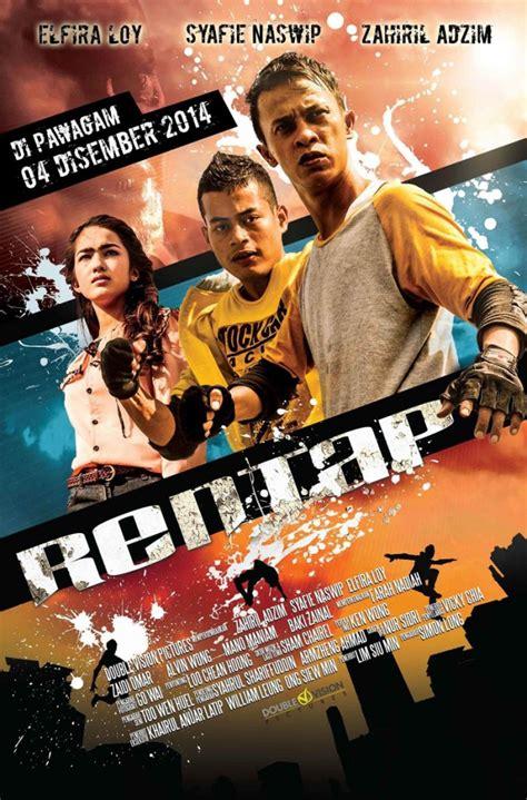 film malaysia pasrah aksi parkour zahiril adzim bakal memukau penonton di