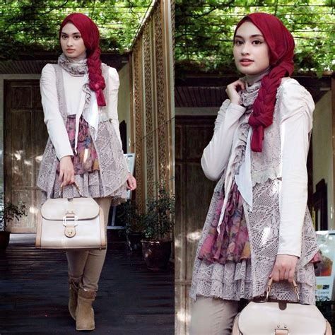 Baju Fashion Casual search results for style baju hijab calendar 2015