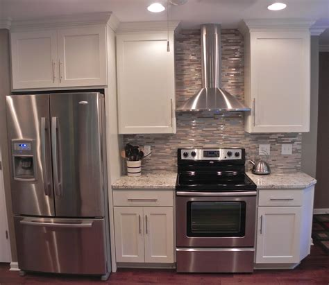 kitchen without backsplash make a splash with your backsplash design current in carmel