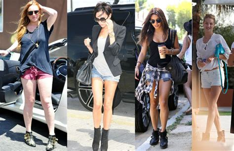 Snob Or Slob by Trend Boots And Shorts