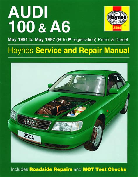 back cover audi audi repair manual a6 s6 1998 2004 bentley publishers repair manuals haynes manual audi 100 a6