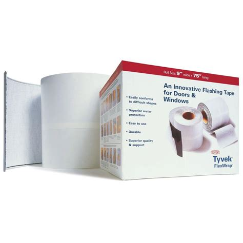 tyvek homewrap 2 in x 164 ft installation d13841470