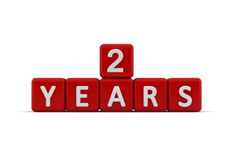 2 years in years blogging 2 years on the ramblings of a formerly rock n roll