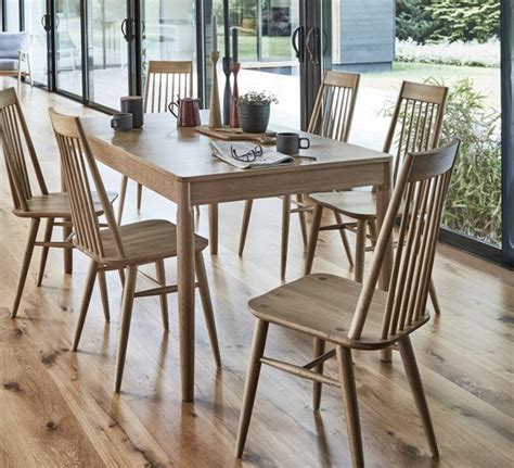 Ercol Capena Dining Chair Dining Room Furniture Ercol Dining Room Furniture
