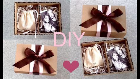 regalo para un amigo diy regalo caja para tu mejor amiga detalles