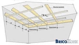 ossature en bois pour plafond page 2