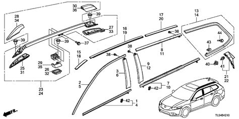 acura parts diagram 91513 swa 003 genuine acura parts
