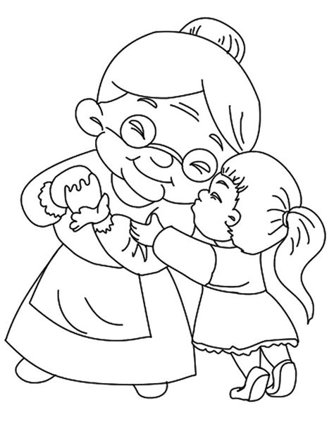 grandmother birthday coloring pages birthday for grandmother free coloring pages