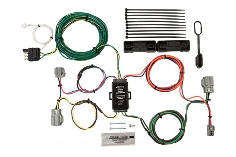 towing solutions 56007 ford towed vehicle wiring kit