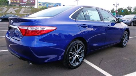 2016 Toyota Camry 2 5 G A T 2016 toyota camry xse v6 specs and features canada