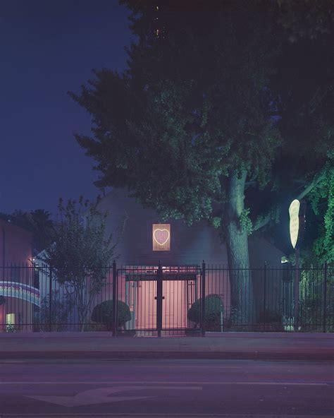 La Lighting by Los Angeles Neon Lights 3 Fubiz Media
