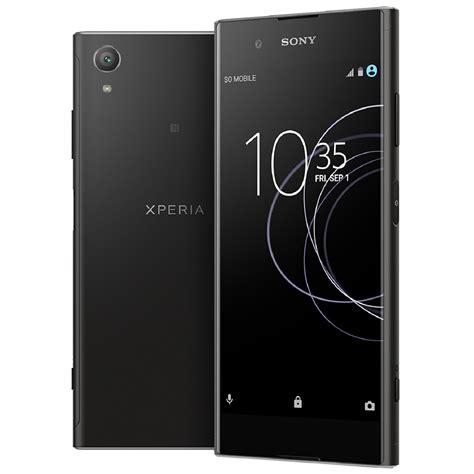 Sony Xperia Xa1 Plus 32gb Black mobile phones xperia xa1 plus dual sim 32gb lte 4g black