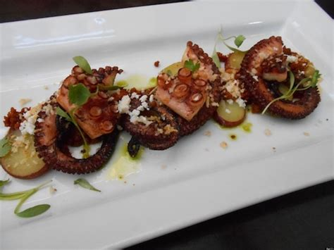 best dishes best octopus dishes in la photos huffpost