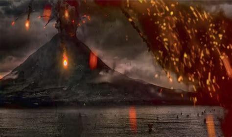 film pompeii adalah 28 film tentang bencana alam terpopuler di dunia
