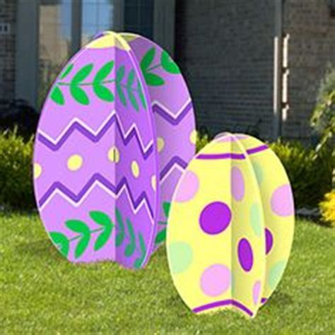 large easter eggs for yard 1000 images about easter 2015 on easter