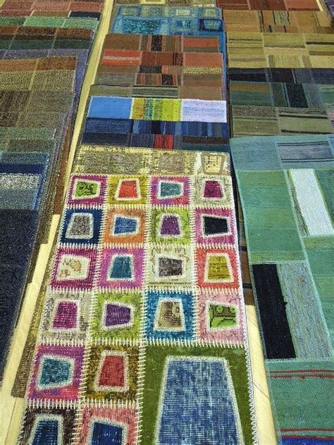 Style Rugs by Fresh Patchwork Rugs To Update Casual Decorating Styles