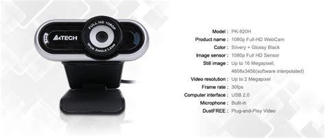 full hd video pk camera web a4tech pk 920h 1080p full hd sensor pk 920h