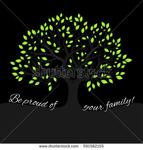 Genealogical Tree Concept Family Tree Template Stock Vector 591582155 Shutterstock Genealogical Tree Concept Family Tree Template Stock Vector 565921546