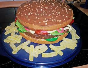 hamburger kuchen geburtstagskuchen torte