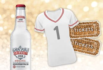 Smirnoff Ice Sweepstakes - smirnoff ice gameday ready sweepstakes