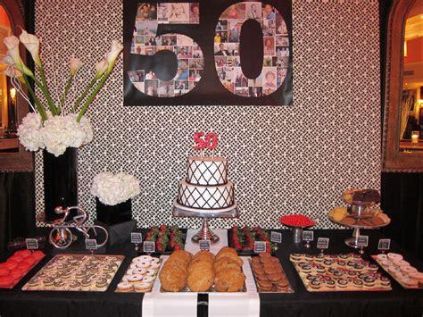 table ideas for birthday 50th birthday dessert table dessert tables