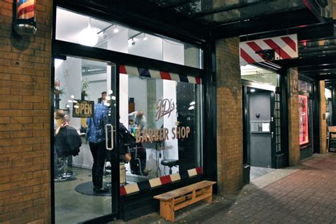Barber Downtown Vancouver | best hot shaves in vancouver jd s barbershop