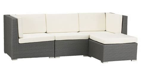 cb2 outdoor sectional inexpensive version of cb2 outdoor furniture popsugar home