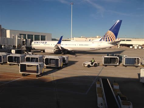 united airlines first class b757 san francisco to orlando