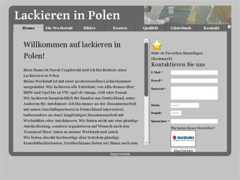 Lackieren In Polen De by Items By Tag Car At Djangosites Org