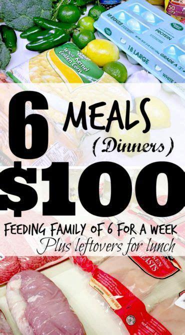 money saving meals ideas  pinterest cheap