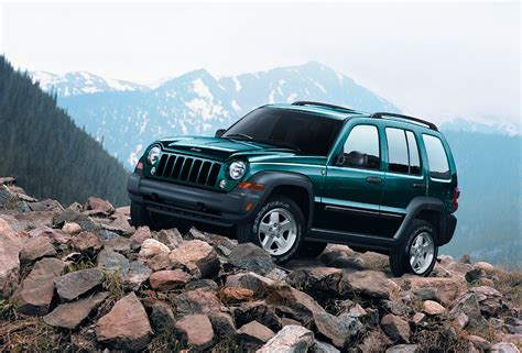 2006 green jeep liberty 2006 jeep liberty limited 4x4 crd new suv review
