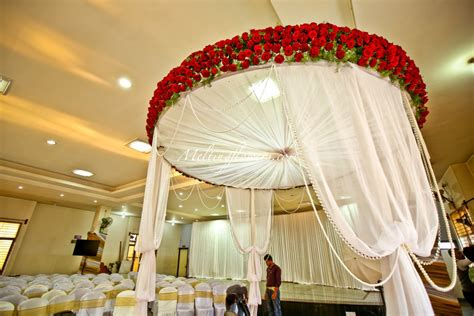 Wedding Concept Decoration by Indian Muslim Wedding D 233 Cor Wedding Decorations Flower