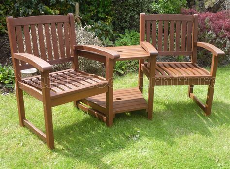 love seat garden bench henley corner love seat hardwood garden bench 1 2 price