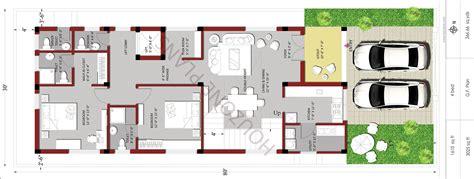 east facing duplex house floor plans 30 215 80 east facing 4 bedroom duplex house design houzone