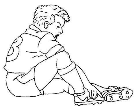 imagenes para colorear prevencion de accidentes imagen zone gt dibujos para colorear gt deportes futbol 234