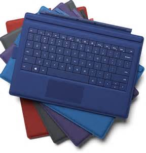 surface pro keyboard colors surface pro 3 features