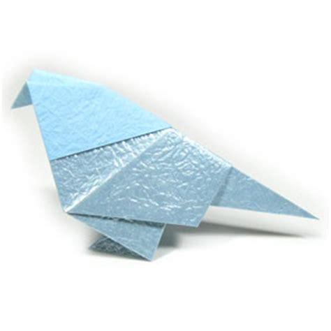 Make Origami Bird - mrbeck galactic 4th grade geometry origami