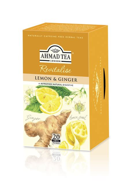 Ahmad Tea Detox 20 Count Pack Of 6 by Ahmad Tea Winter Charm 20 Count Pack Of 6