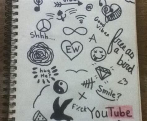 doodle de do lyrics resultado de imagen de simple doodles cuadernos