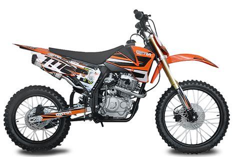 125ccm Motorrad Online Shop by Dirt Bike Hurricane 150 Cc Nitro