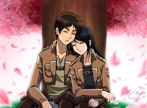 anime couple under a tree vhenyfire call me vhen deviantart