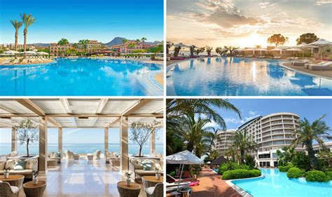holidays best all inclusive resorts in europe revealed by